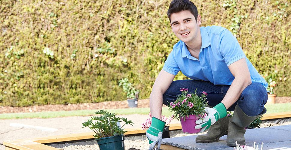 Ausbildung Fachpraktiker Gartenbau