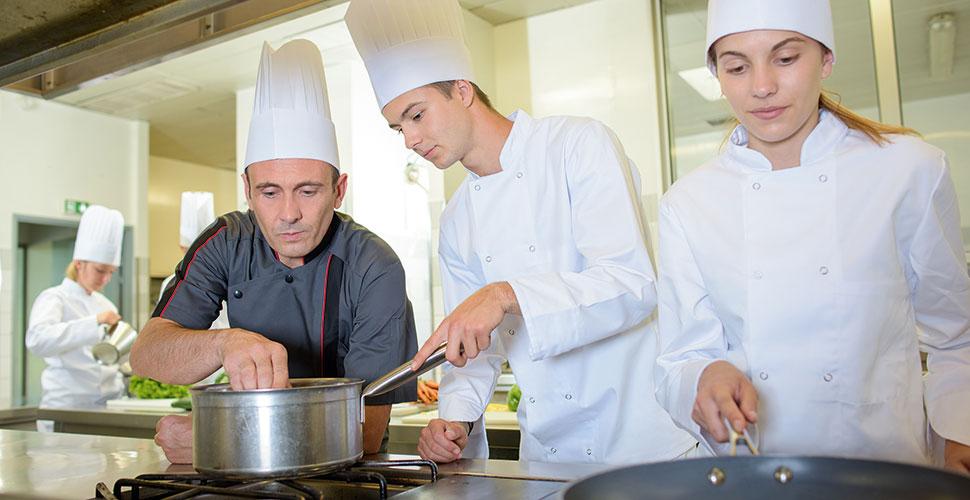 Ausbildung Fachpraktiker Küche