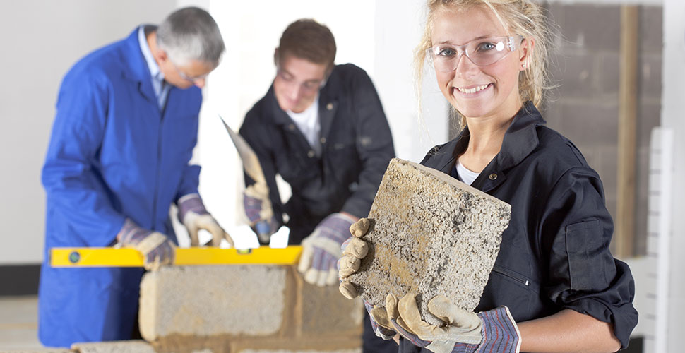Ausbildung Hochbaufacharbeiter