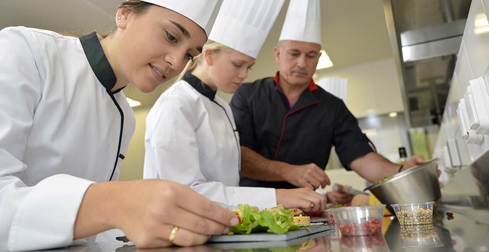 Ausbildung Koch