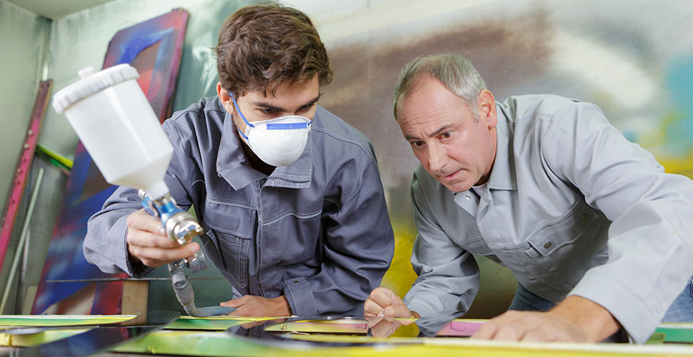 Ausbildung Maler
