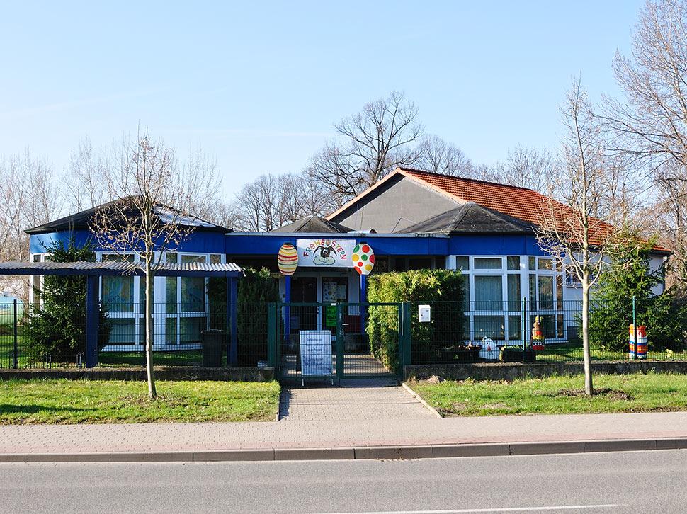 Standort Glashaus